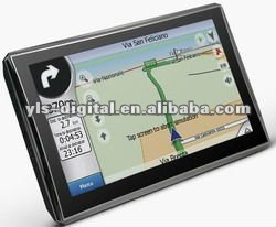 GPS Navigation 7 inch with DVB T MPEG 4