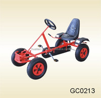sand go cart with Pneumatic Rubber Air Tires more comfortable and safe