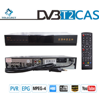 DVB-T2 HD Satellite Receiver