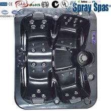 Mini Hot Tub Whirlpool Spa Tubs With Balboa & 2 Person Honey Seats