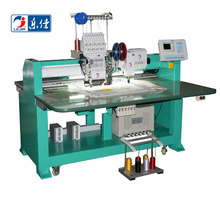 Lejia industrial sample single head embroidery machines with best price