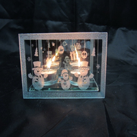 glass mirror votive candle holders for hobby lobby christmas series