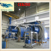 tyre scrap/tires/plastic/tire recycling machinery/plant in pyrolysis gasoline/diesel