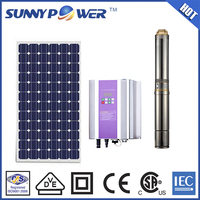 High quality solar water pump price india