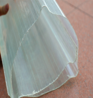 Translucent Corrugated Fiberglass Waving FRP Panels