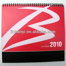 2014 new desk calendar with notepad