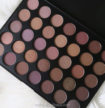 Makeup eyeshadow palette 35 warna eyeshadow makeup profesional