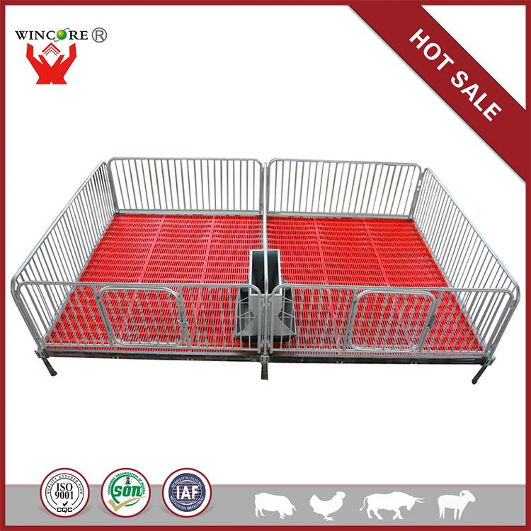 China Supplier Professional Design Pig Pen Farming Equipment For ...