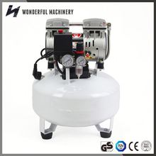 Factory cheap hot selling noiseless oil free air compressor