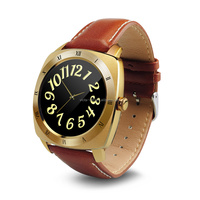 MTK smart phone watch with camera