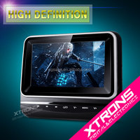 Xtrons 7 inch HD Digital TFT Screen Touch Panel 7 inch Car Headrest DVD Players HD7MINI
