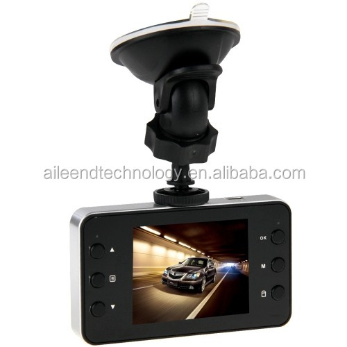 K6000 2.7 inch Full HD 1080P Vehicle DVR