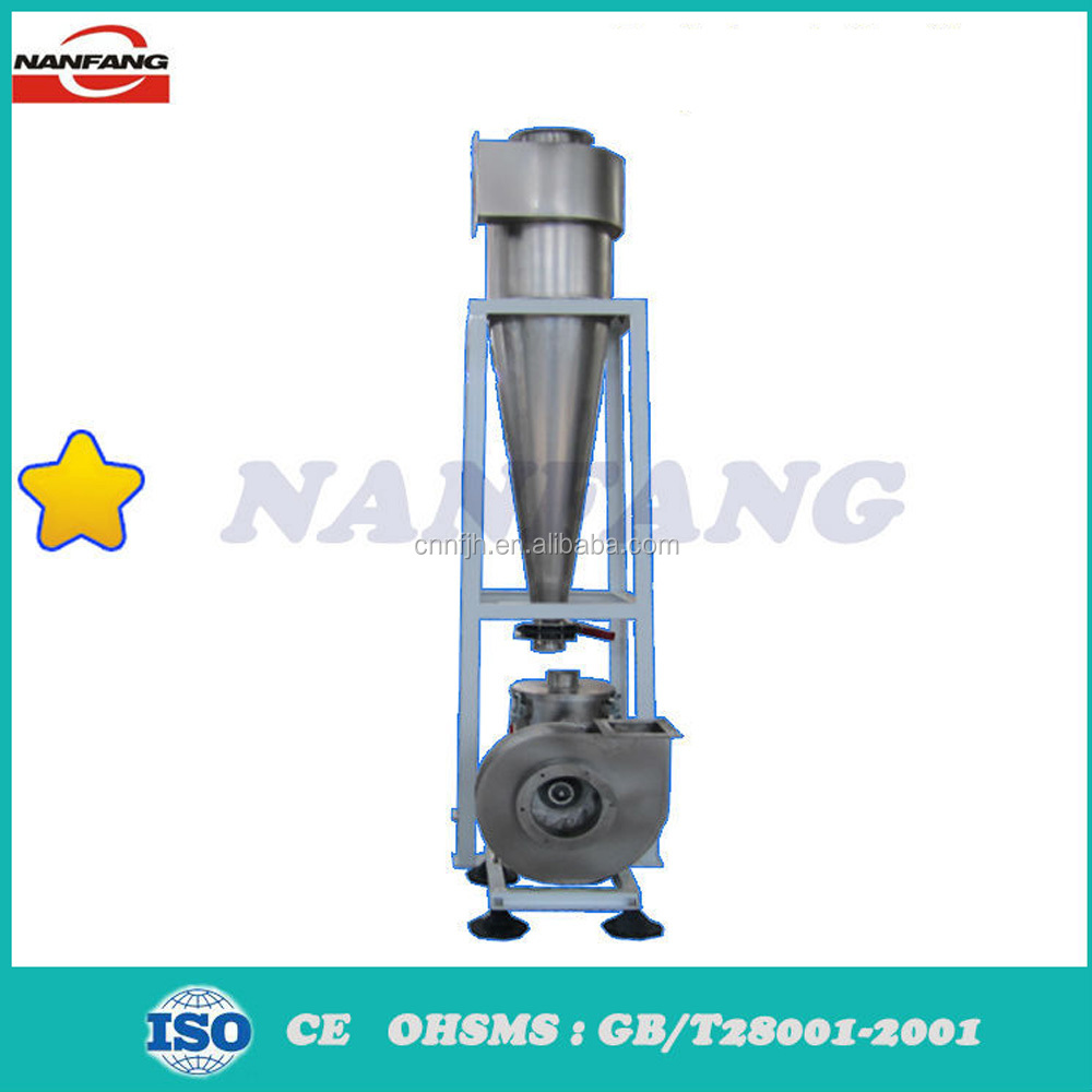 Nanfang Good Separation Effect Cyclone Separator Price For Coarse Dust Particles
