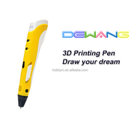DEWANG 3D printing pen improve children's painting talent and skills toys