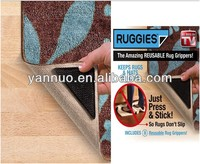 Ruggies,reusable rug gripper,carpet Ruggies