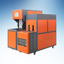 6CAVITY AUTOMATIC PET BLOWING MACHINE FOR 600ML bottle silicone injection molding