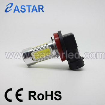 Eastarled Patent products 11W with chip H8/H9/ H11 LED turn signal bulb: