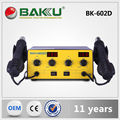 Baku New Product High Quality Outdoor Travel Design Hot Air Gun Wholeser Professional Bga Rework Station For