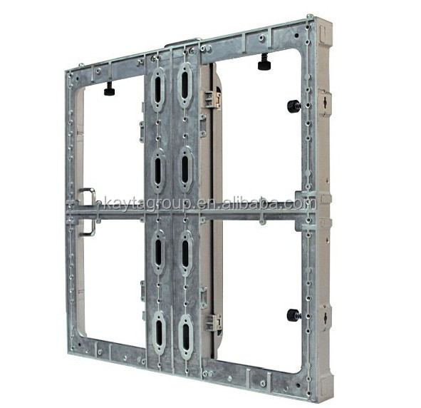 High quality magnesium die casting for LED screen cabinet