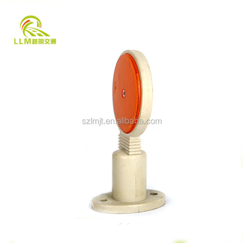 Factory hot sales flexible traffic delineator