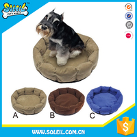 Stylish Design Colorful New Product Cozy Craft Pet Beds