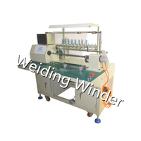 WDQD-08 Induction Motor Stator Coil Winding Machine
