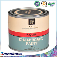 Water-based Washable and Anti-fungus chalkboard paint