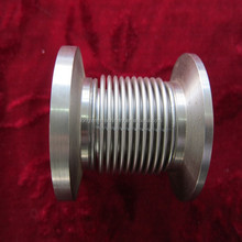 Stainless steel bellows type seam expansion joints
