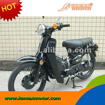 70cc EEC Approved Red Super Cub mini moto