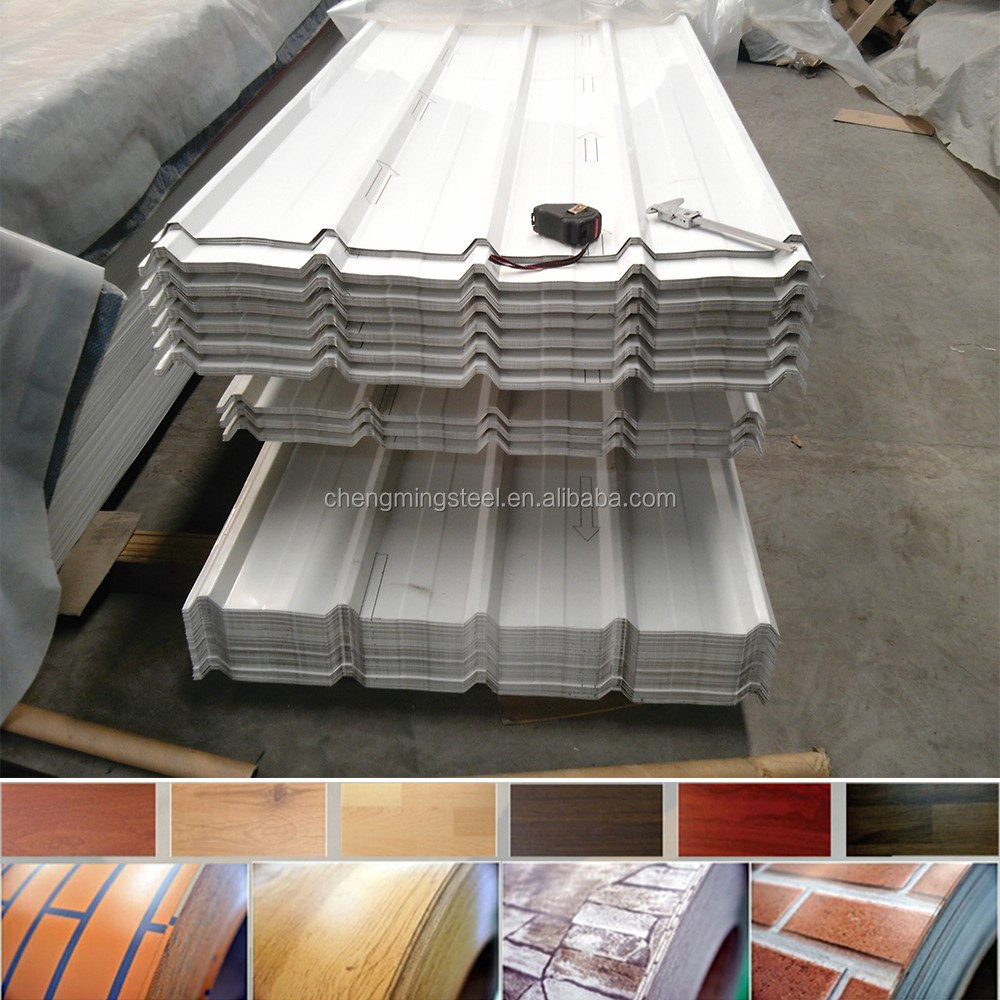 Corrugated Tin Lowe S : Top sales corrugated steel sheet low price china made