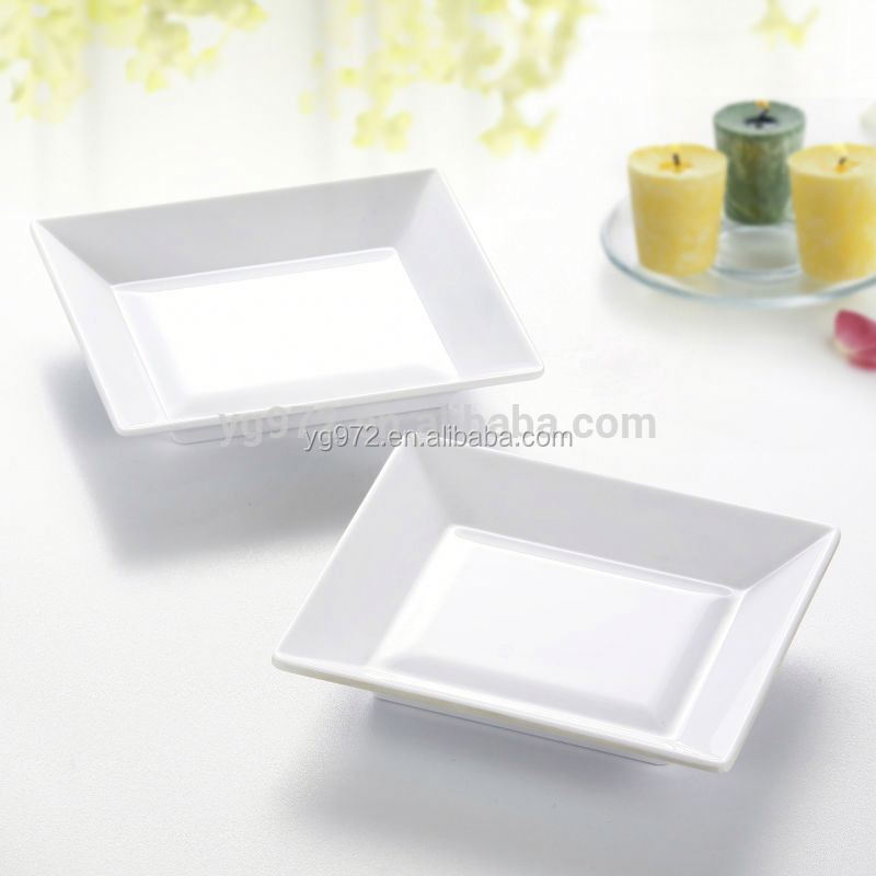 Home Daily Used Plastic Sauce Dishes