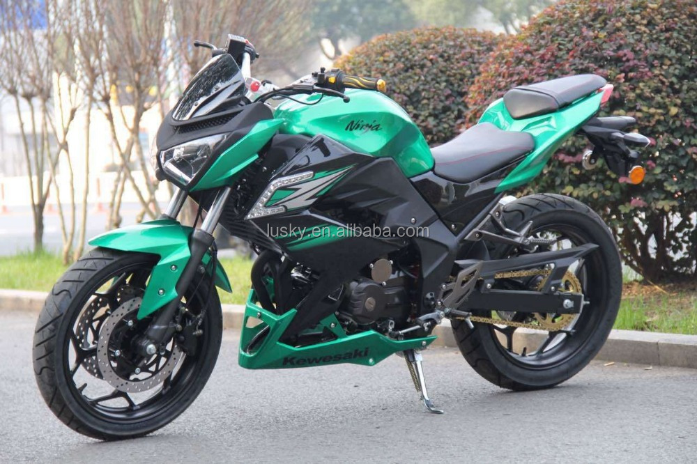 2016 latest 350cc water cooled Regal Raptor racing motorcycle