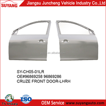 CHEVROLET CRUZE car front door for sale latest car accessories