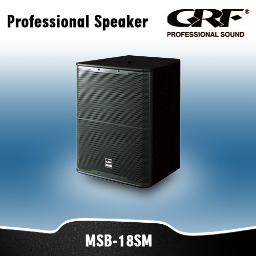 Pro Sound 18 inch Speakers Sound System for Disco