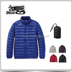 Men feather down coat clothing for autumn Australia