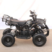 New design yellow adult fast electric atv