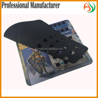 AY Custom full color printing Promotion Mouse Pad, Rubber/EVA/Game/PVC/Rug/Gel/Silicone)Mouse pad