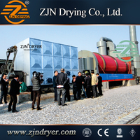 New invention product Sludge Rotary Drum Dryer