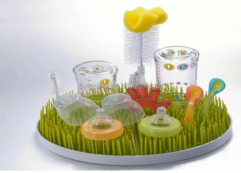 Multi-function Plastic Baby Bottle Drying Rack