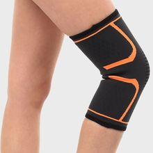 exercise weight lifting high elastic knee cap protector