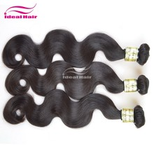 2013 guangzhou superior quality top grade highly recommended 100% human hair peruvian virgin hair weft