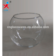 handmade pyrex borosilicate glass fish bowl/glass vase for fish/glass fish tank