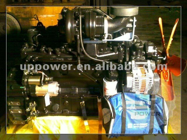CUMMINS Diesel Engine 6BTA5.9-G2 for generator set application