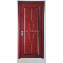 2014 hotel furniture pvc door single panel door interior barn doors