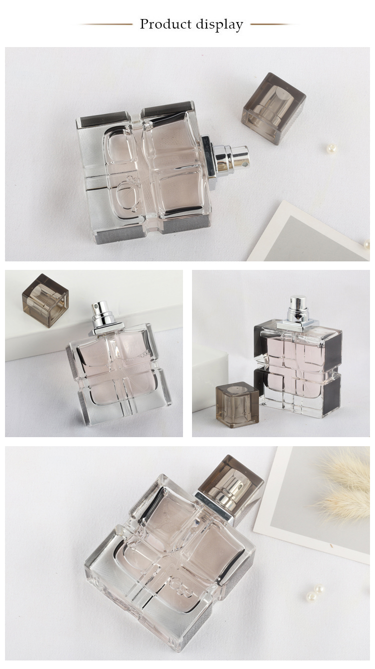 Competitive Price Cosmetic Container 40ML Spray Perfume Bottles