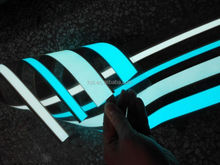 ELectroluminescent EL film,sheet ,paper, panel, tape, car sticker making raw material and technology