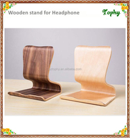 Factory Price Stand For iPad Wooden Holder For iPad Stand Wooden Bracket Tablet PC Stand