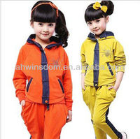 2013 NEW FASHION DENIM MIXED COLORS GIRLS TWO-PIECE SUIT D90947S