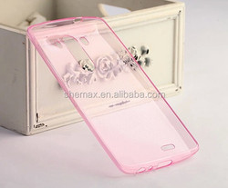 new arrival products China 0.3mm ultra-thin tpu cover case for LG G3