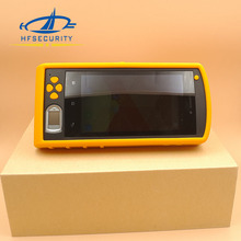 HF-FP05 5 Inch Easy Carry Feild Work IP65 Rugged Fingerprint PDA